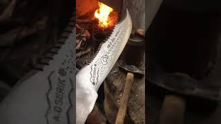 Orjinal El Yapıpımı Serik Bıçağı ~ Bıçakçı Hüseyin ~ A.D.SERİK 05469544402