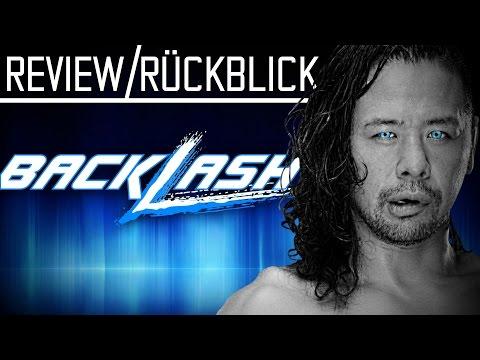 WWE BACKLASH 2017 - PPV Review/Rückblick - JINDER FATAL! (Deutsch/German)