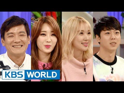 Hello Counselor - Gyeongri, Erine, Jeong Seongho & Oh Hyeonmin (2015.12.21)