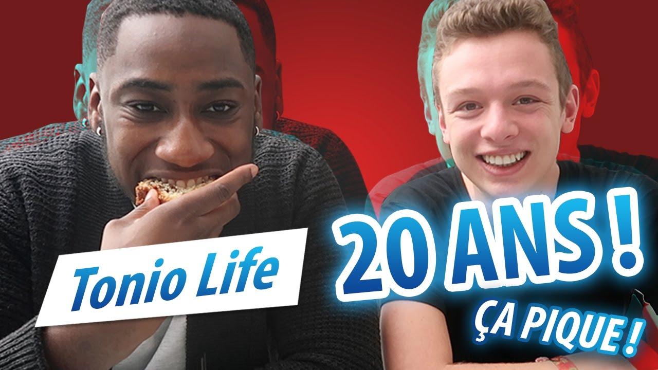 20 ANS ! ft. Tonio Life