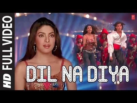Dil Na Diya (Full Song) Krrish   Hrithik Roshan, Priyanka Chopra