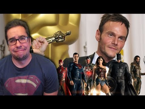 Chris Terrio on Writing Justice League