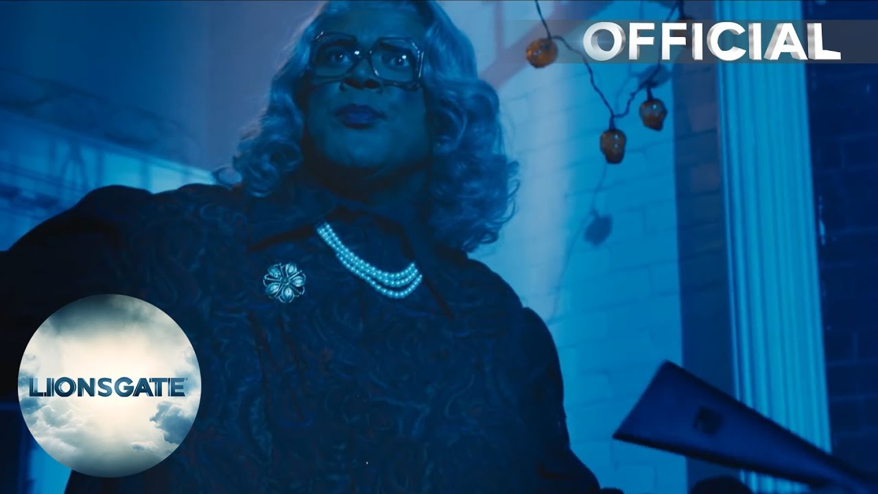 A Madea Halloween Trailer On Digital Jan  Dvd Feb  Youtube