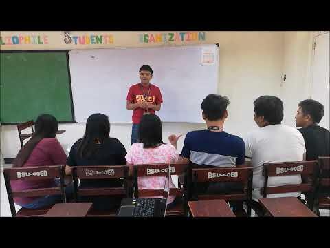 ESL Speaking Activity - Trading Values - By: Santiago, John Israel B