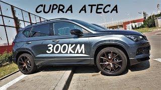 CUPRA Ateca 300KM - polubisz tankowanie / TEST PL