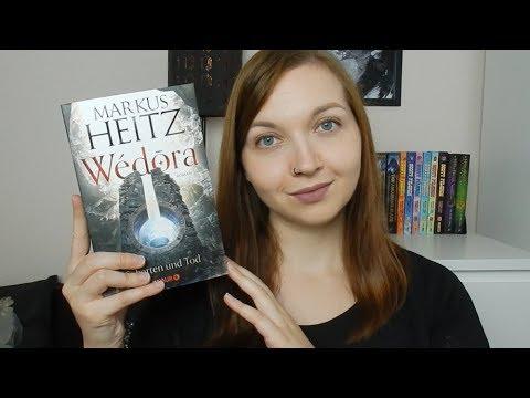 Schatten und Tod (Wédora 2) YouTube Hörbuch Trailer auf Deutsch