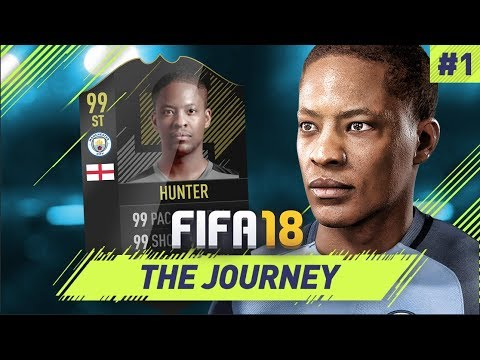 FIFA 18 The Journey Mode w/Manchester City | ALEX HUNTER SEASON 2 | Episode #1