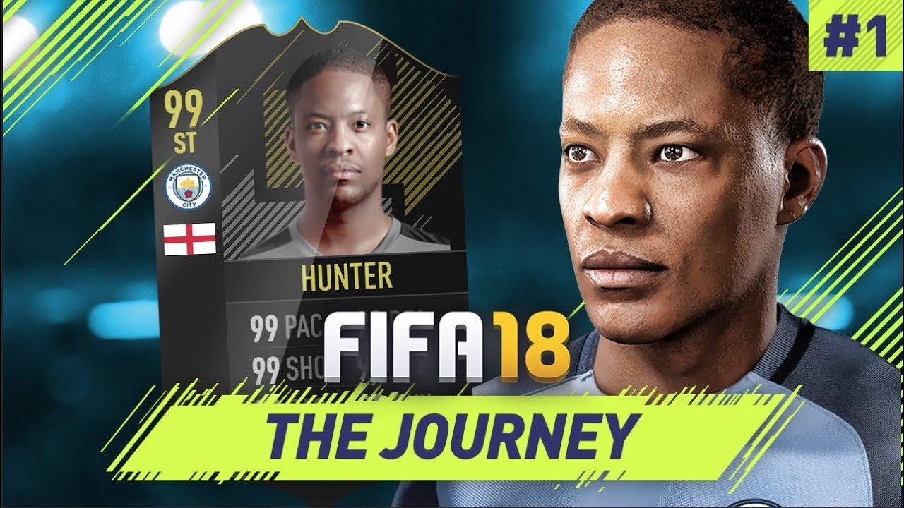 Fifa 18 The Journey Mode Wmanchester City Alex Hunter Season 2