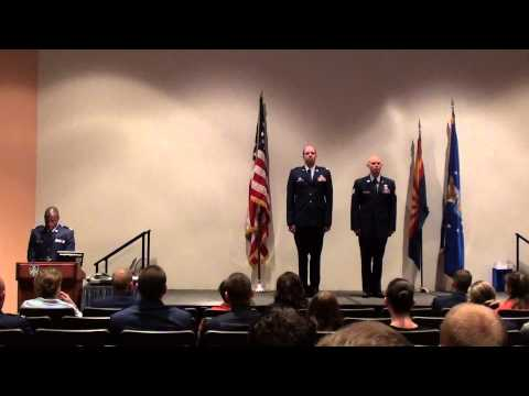 Master Sergeant Mallory Promotional Ceremony