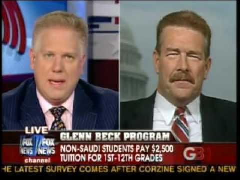Islamic Saudi Academy exposed on Glenn Beck