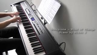 Scorpions - Wind of Change (Piano C...