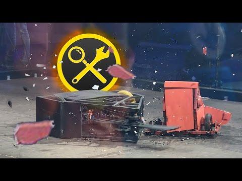 бронебот 2017 видео