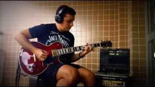 Megalomaniac - Incubus - Guitar Cover