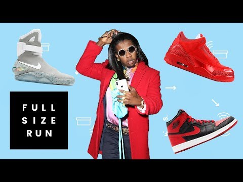Trinidad James Blew Over $1,000,000 on Sneakers | Full Size Run