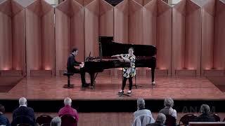 BOULANGER D'un matin de printemps for Flute & Piano - Lilly Yang