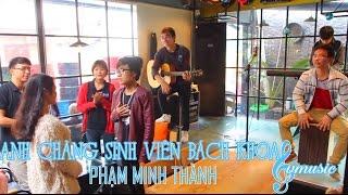 SVMusic: Anh chàng sinh viên Bách Khoa - Phạm Minh Thành ft. Thế Phương VBK - MV One Shot