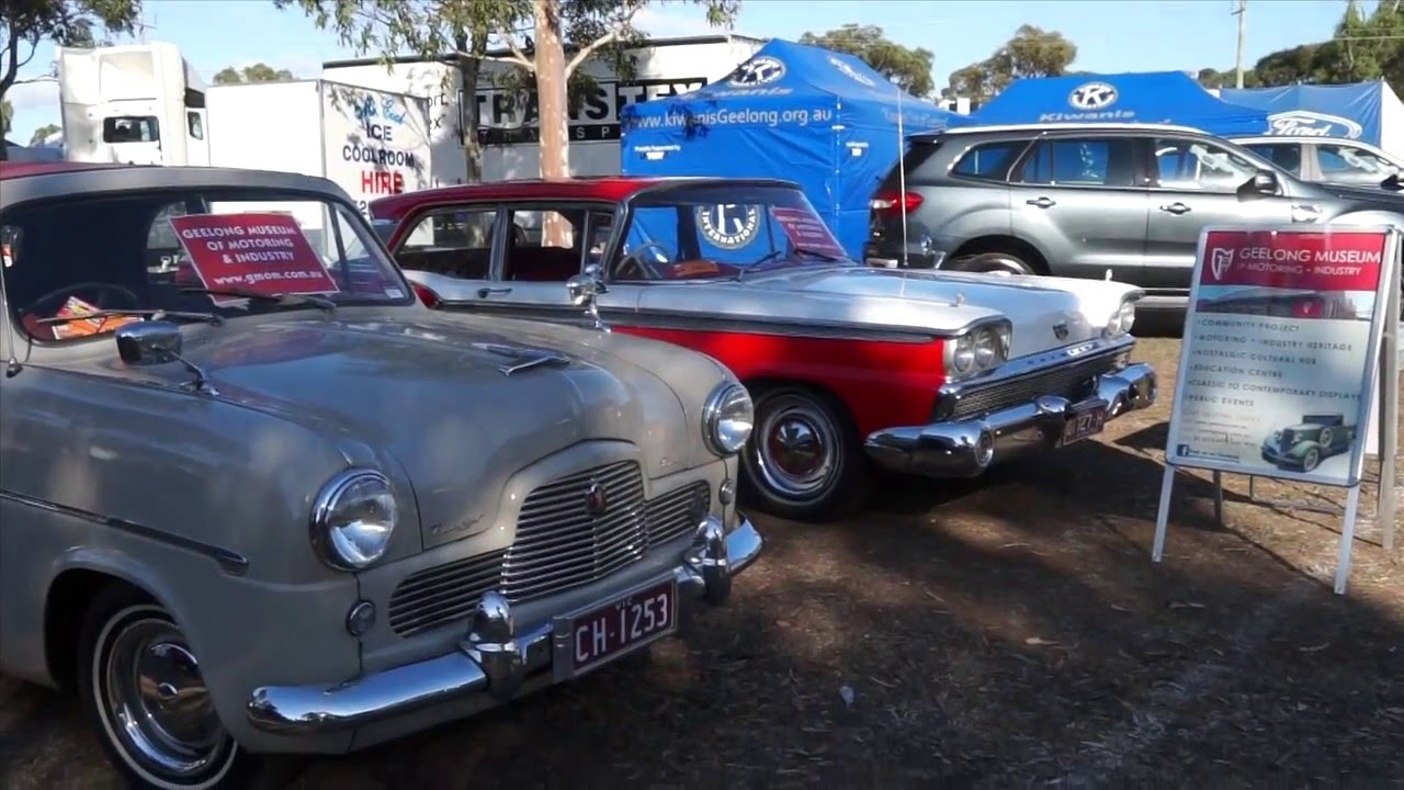 2016 Kiwanis All Ford Day:  Classic Restos - Series 30