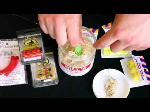 Fishing Basics: Using Dough Baits And Dip Baits