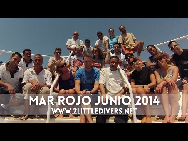 2 Little Divers | Mar Rojo Junio 2014 by Suny Travel