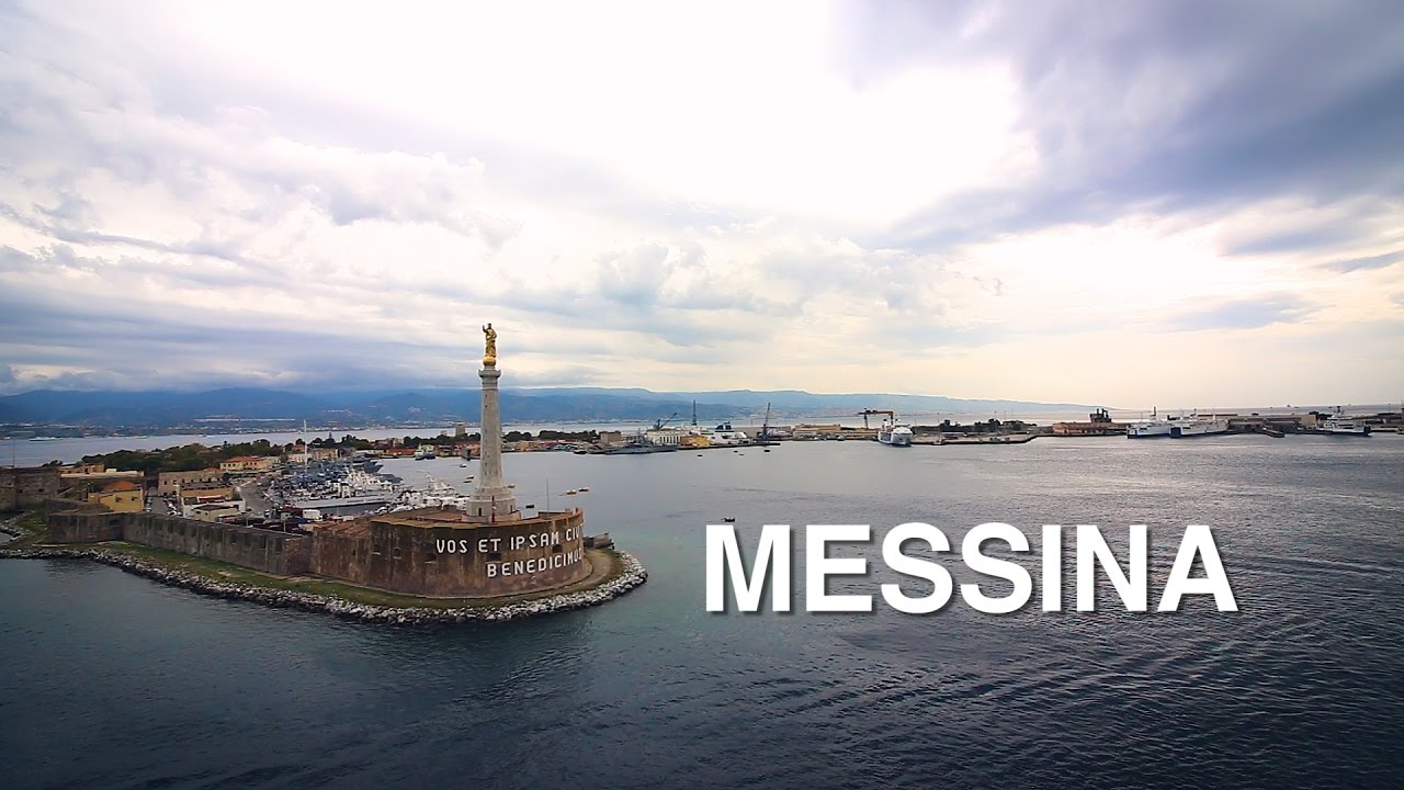 MESSINA - SICILY - ITALY - YouTube