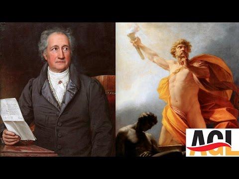 Gedicht: Prometheus von Goethe | Sturm und Drang [learn German with poems]