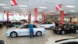 Millennium Toyota Showroom