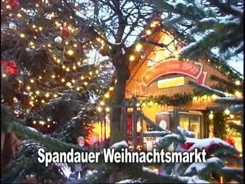 Spandauer-Weihnachtsmarkt in Berlin