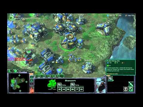 Starcraft 2 Wings of Liberty BRUTAL Campaign All Achievements (WOL) SC2