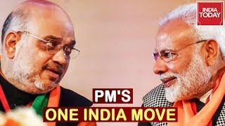 Naya Kashmir : PM Modi's Big One India Move,  Prez Approves Govt's Proposal