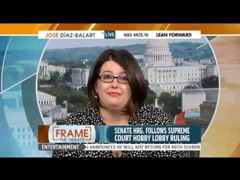 Kristan Hawkins On Msnbc