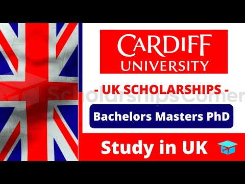 Cardiff University Scholarships UK | Study In The UK