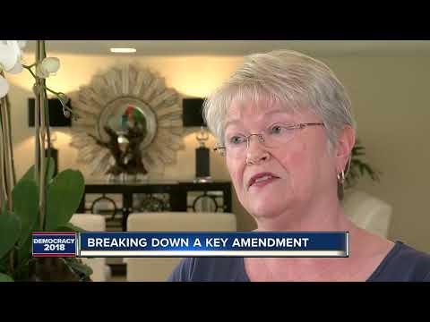 Breaking down amendment 1 on the November ballot