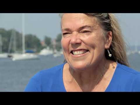 2018 America & the Sea Award - Dawn Riley & Oakcliff Sailing