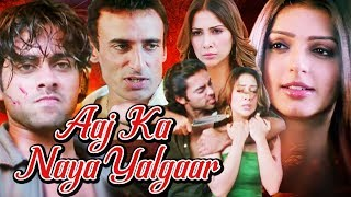 Aaj Ka Naya Yalgaar | Full Movie | Yagam | Kim Sharma | Bhumika Chawla | Hindi Dubbed Movie