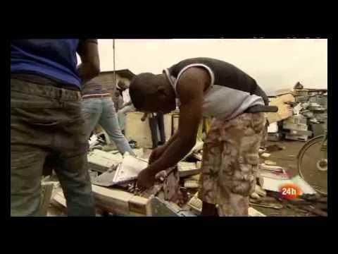 Download BASURA ELECTRONICA EN AFRICA - Documental (2 de 3)