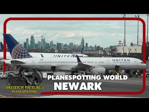 Planespotting World | Newark Liberty Airport 2018