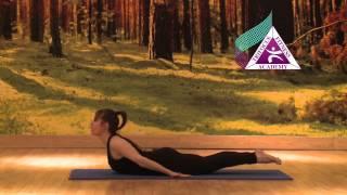 Yoga - Salambhasana (Locust Pose)