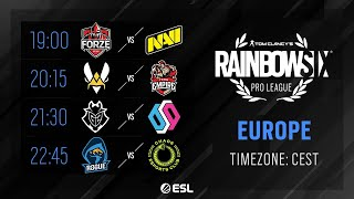 Rainbow Six Pro League - EU - Season XI - Playday #13