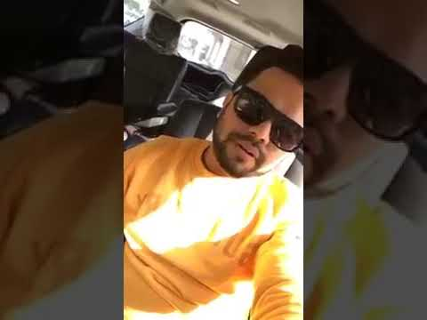 "AKHIL Live On Instagram //song ""Dil Buliya Wala"""