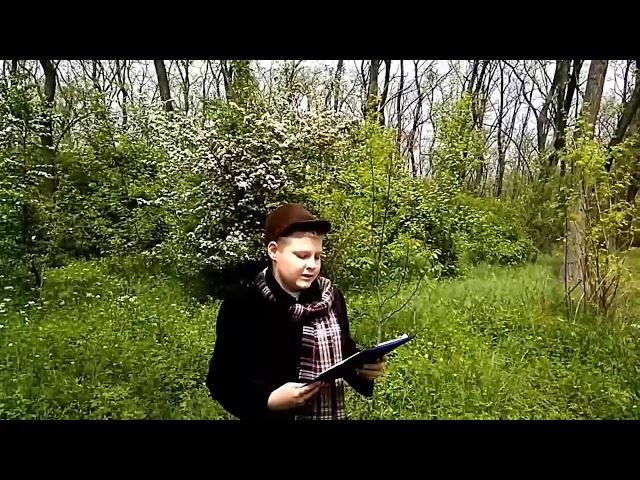 Тимур Удод читает произведение «Апрель» (Бунин Иван Алексеевич)