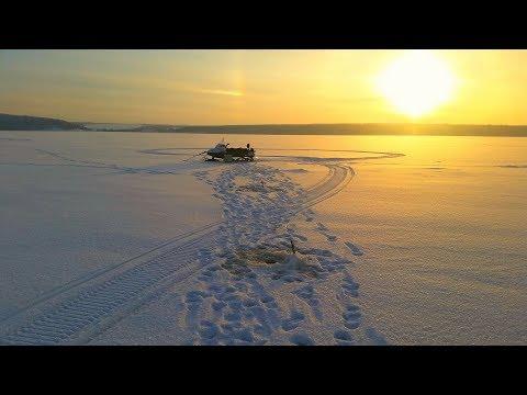 Зимняя рыбалка на Волге: особенности, рекомендации и интересные факты