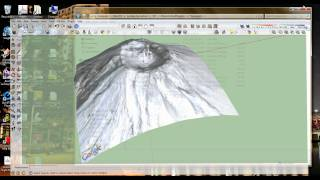 google earth to revit toposurface.avi