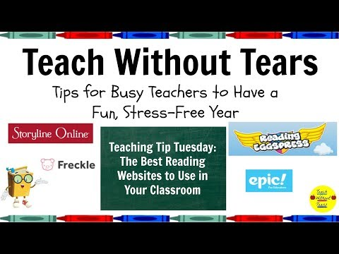 Top 5 Reading Websites Your Students Will Love - Teach
