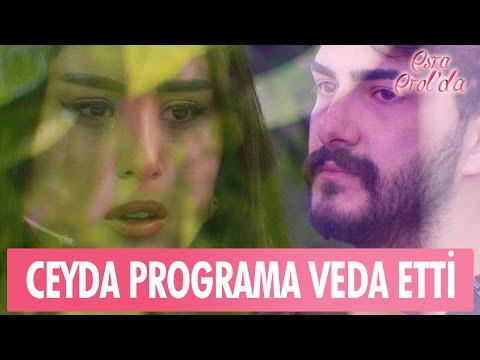 Ceyda gözyaşları içinde programa veda etti - Esra Erol'da 15 Mayıs 2017