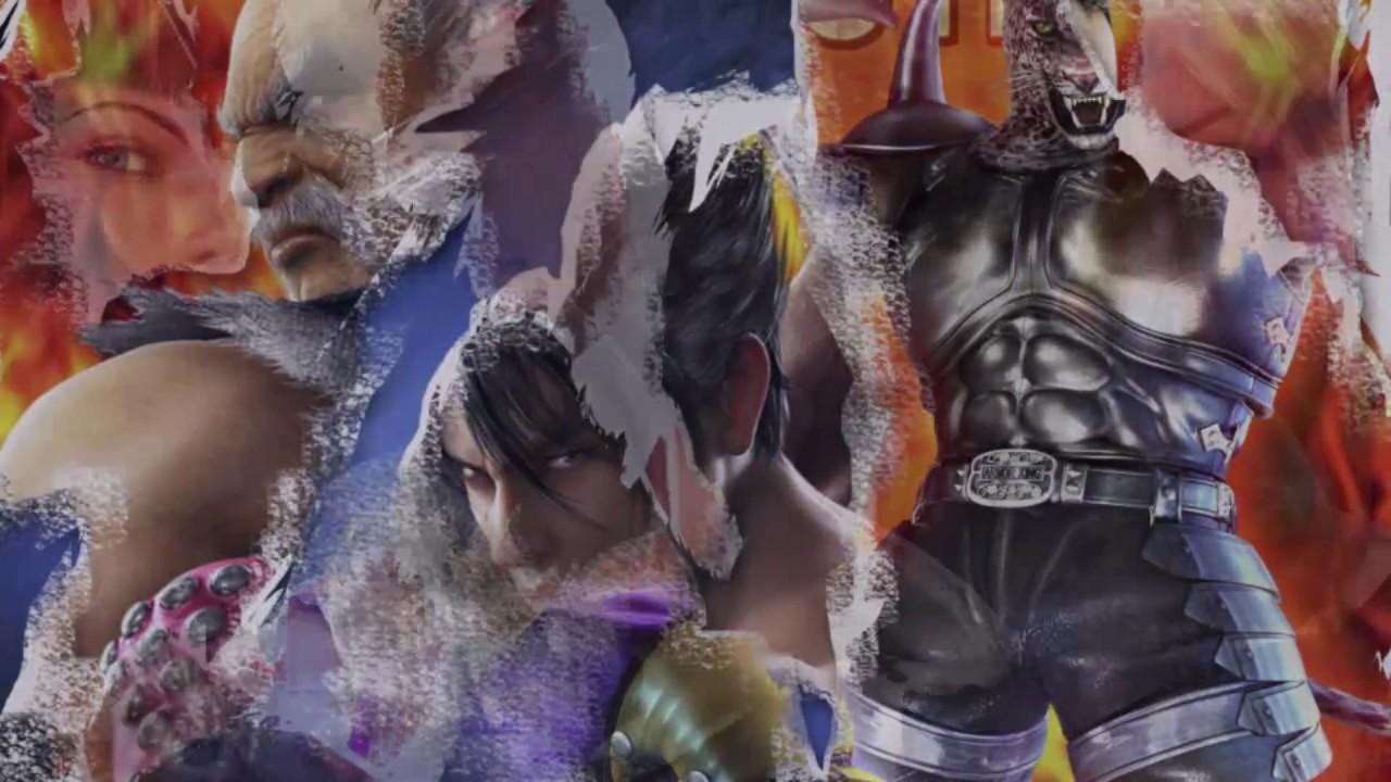 Tekken 7 Special Movies [Gallery] - #14 - YouTube