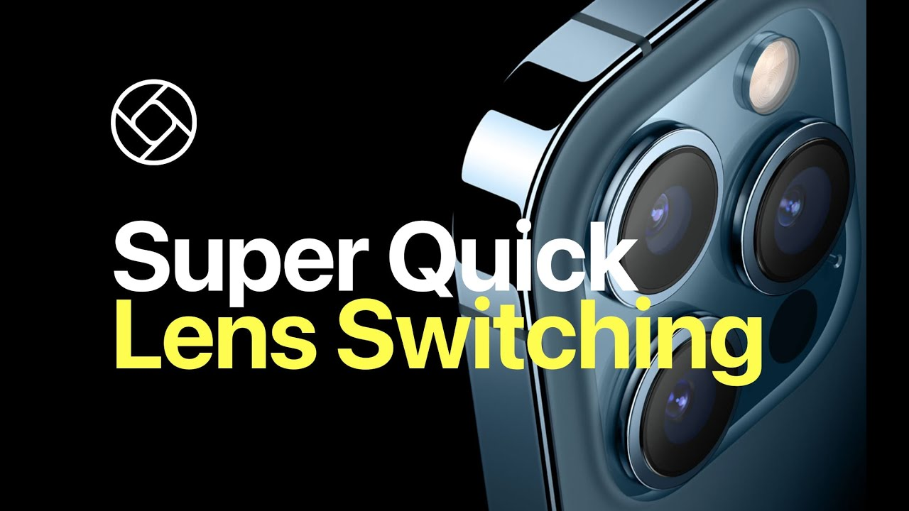 Download How to switch lenses - Halide Mark II Quick Tip