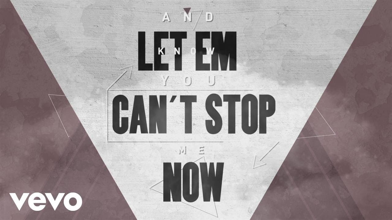 Lecrae - Can\'t Stop Me Now (Destination) [Lyric Video] - YouTube