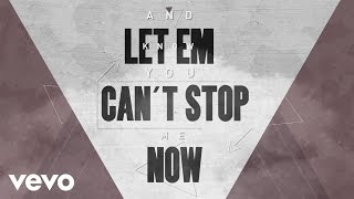 Lecrae - Can't Stop Me Now (Destination) [Lyric Video]