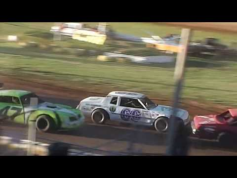 STREET STOCK DIRT RACING RIVER CITY SPEEDWAY 2016