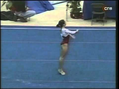 Kayla Hoffman - 2005 Friendship Classic Floor Exercise